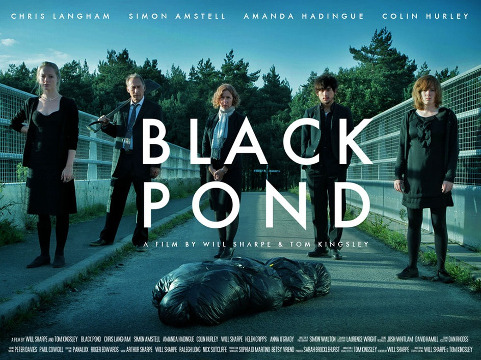 Black Pond Cover