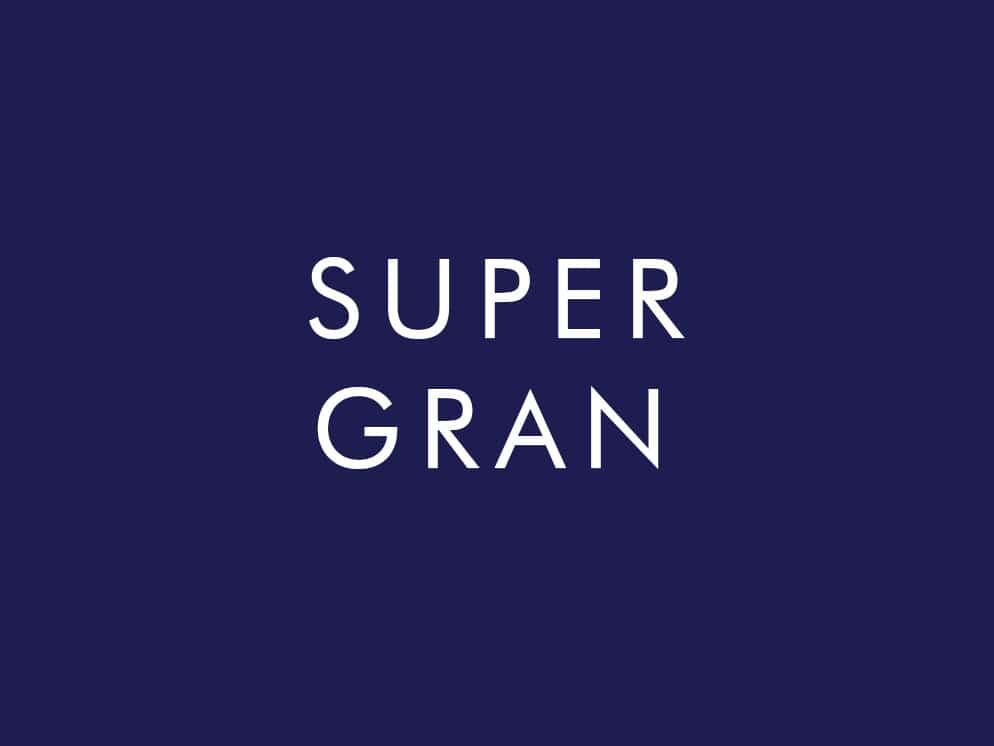 Super Gran Cover